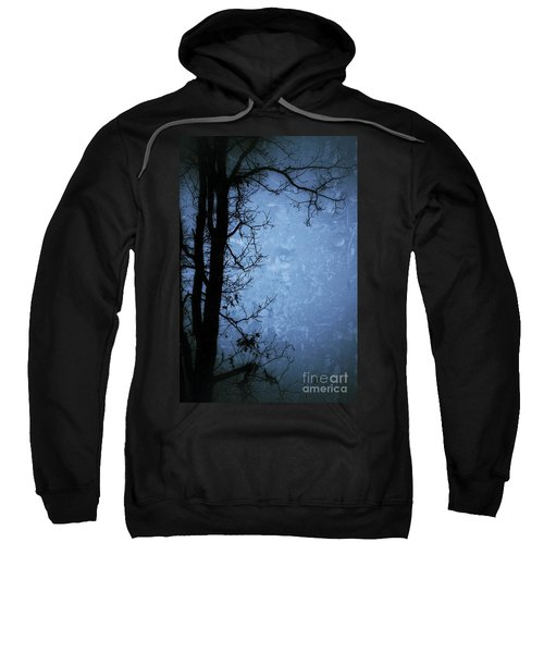 Dark Tree Silhouette  Sweatshirt