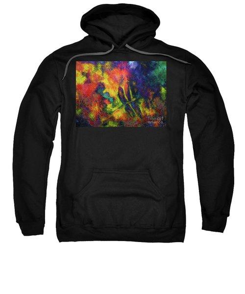 Darling Darker Dragonfly Sweatshirt