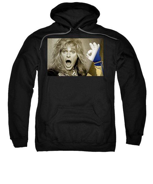 David Lee Roth Collection Sweatshirt
