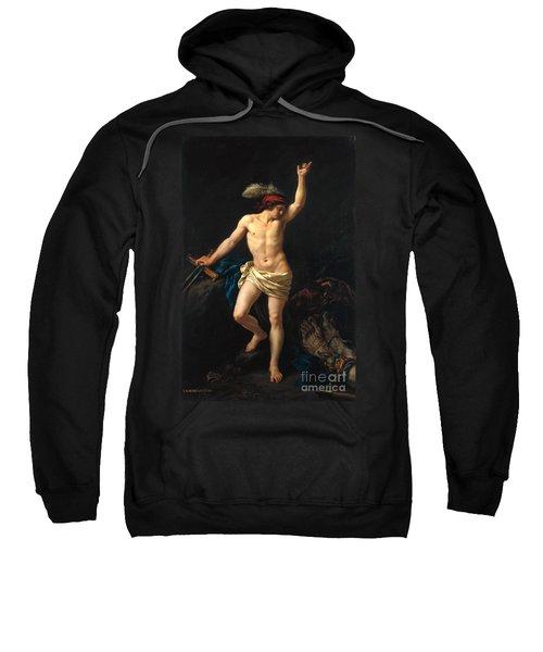David Victorious Sweatshirt