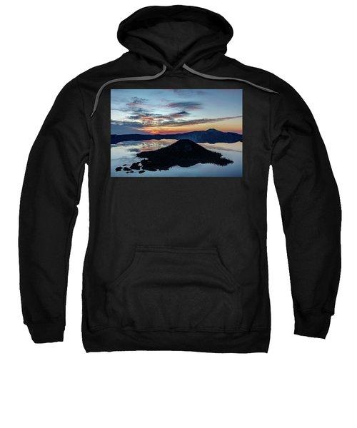 Dawn Inside The Crater Sweatshirt
