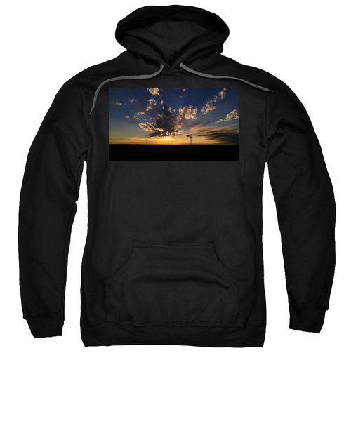 Day Is Done Sweatshirt