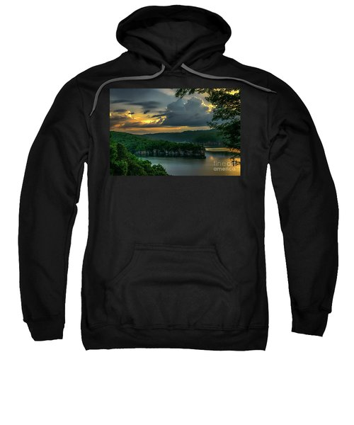 Daybreak Over Long Point Sweatshirt