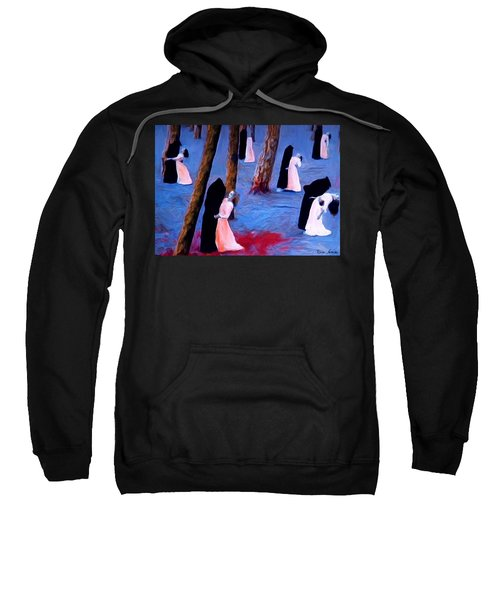 Death And The Maidens Sweatshirt