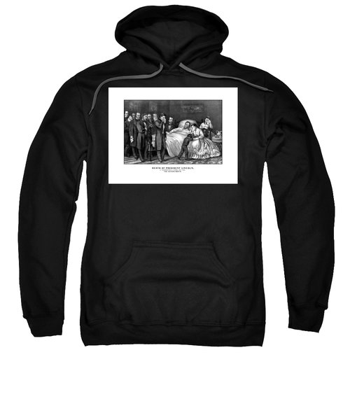 Death Of President Lincoln Sweatshirt