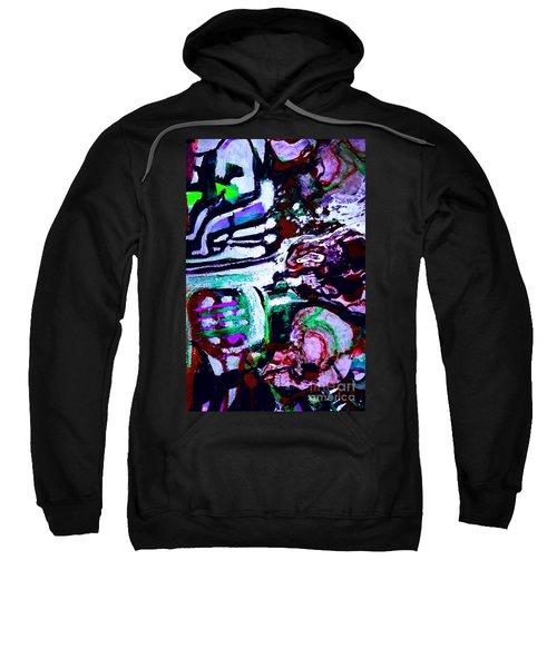 Death Study-6 Sweatshirt