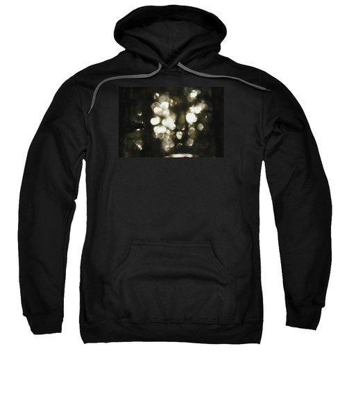 Sweatshirt featuring the photograph Deep In Woods by Yulia Kazansky