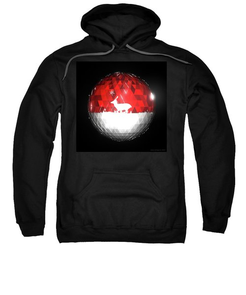 Deer Bauble - Frame 103 Sweatshirt