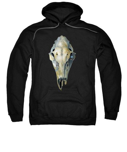 Deer Skull Aura Sweatshirt