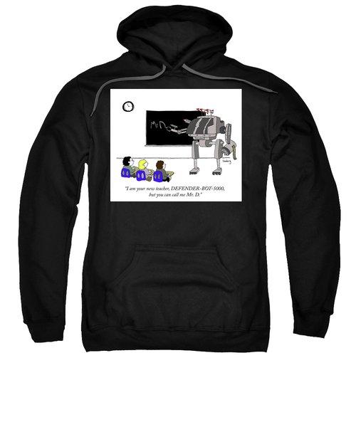 Defender Bot 5000 Sweatshirt