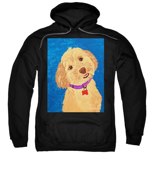 Della Date With Paint Nov 20th Sweatshirt