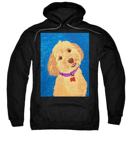 Della Date With Paint Nov 20th Sweatshirt