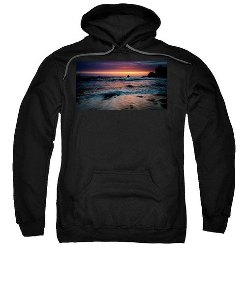 Demartin Beach Sunset Sweatshirt