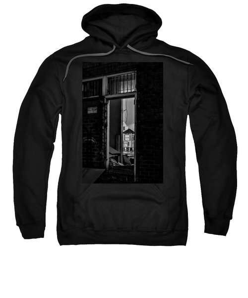 Demolition In Progress Sweatshirt