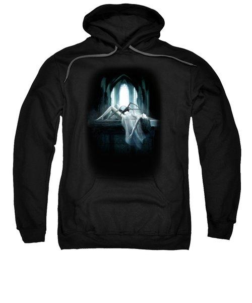 Demon Sweatshirt by Joe Roberts