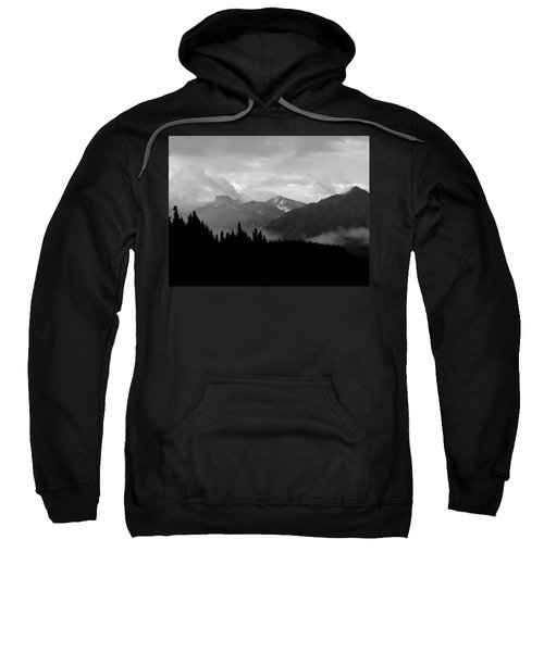 Denali National Park 1  Sweatshirt