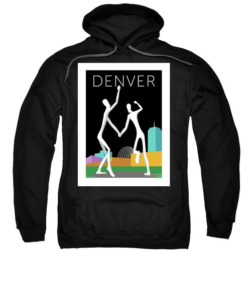 Denver Dancers/black Sweatshirt