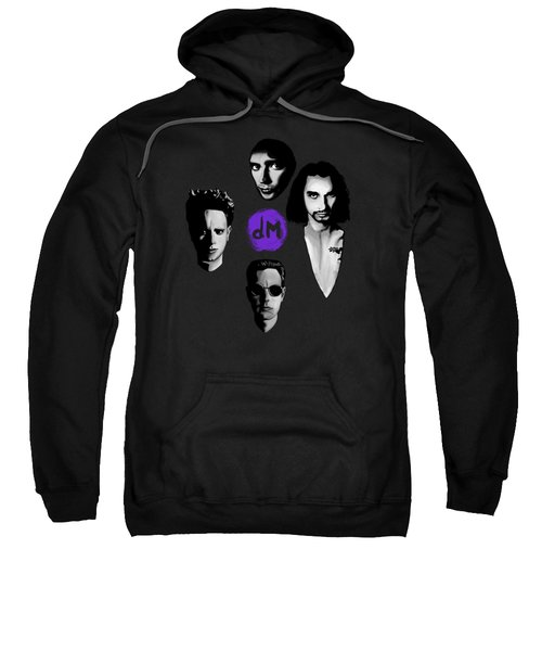 Songs Of Faith And Devotion Purple Sweatshirt