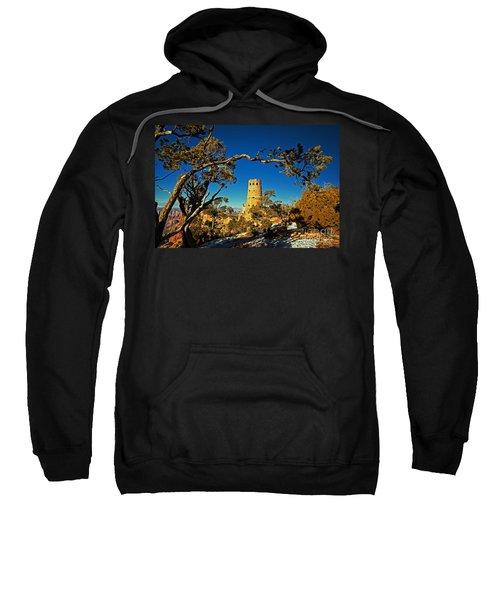 Desert View Watchtower, Grand Canyon National Park, Arizona Sweatshirt