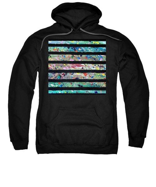Detail Of Agoraphobia 2 Sweatshirt