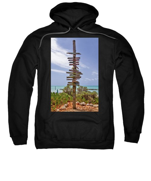 Distance From Key West Sweatshirt