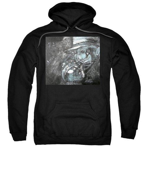 Divine Blues Sweatshirt