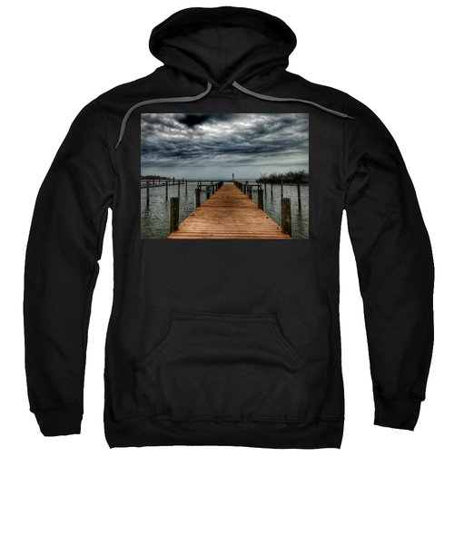Dock Of The Bay Sweatshirt