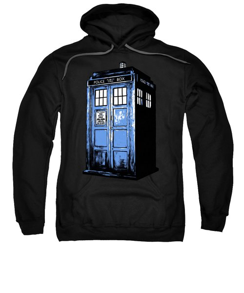 Doctor Who Tardis Sweatshirt