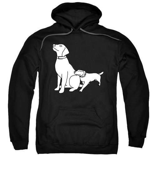Dog Love Tee Sweatshirt