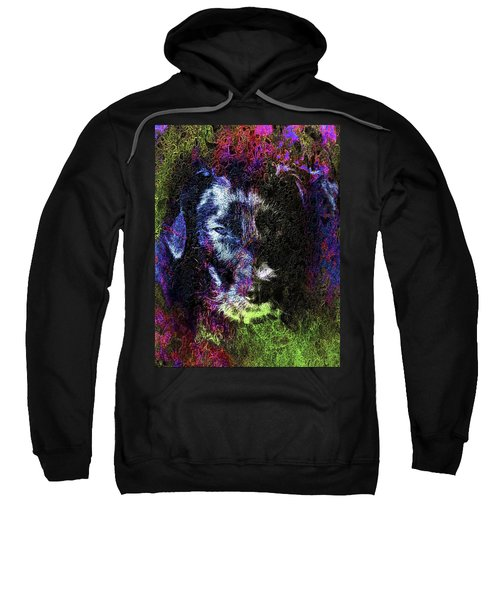 Dog Spirit Guide Sweatshirt