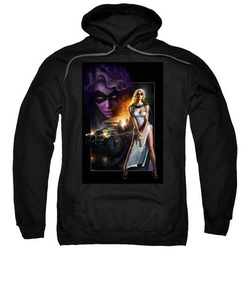 Domino Lady Sweatshirt