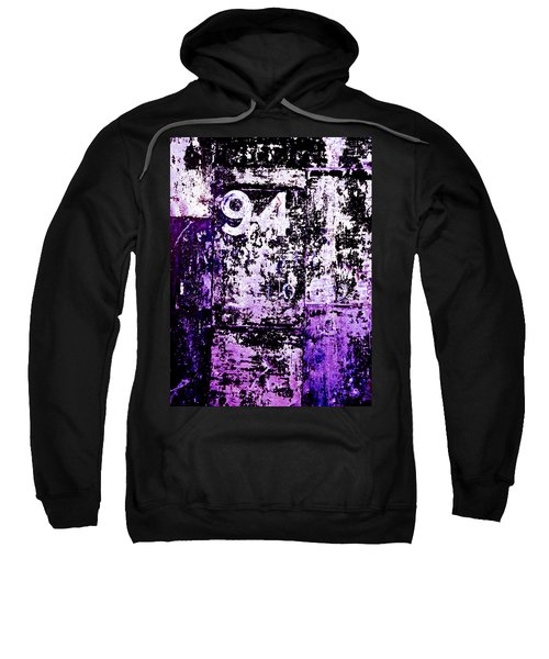 Door 94 Perception Sweatshirt by Bob Orsillo