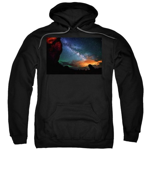 Double Arch View Sweatshirt