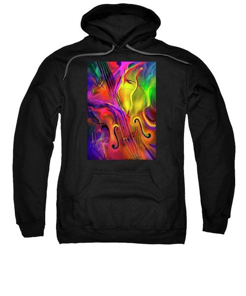 Double Bass Solo Sweatshirt