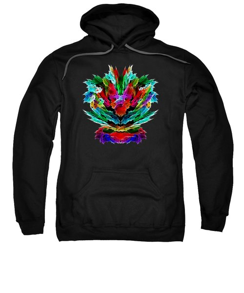 Dragon's Breath Sweatshirt by Methune Hively