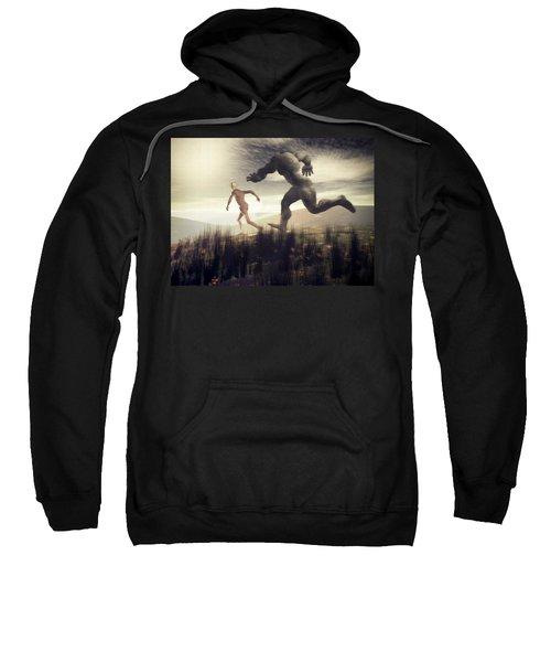 Dreaming Of A Nameless Fear Sweatshirt