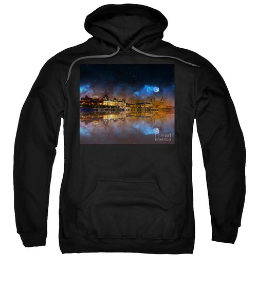 Dresden At Night Sweatshirt