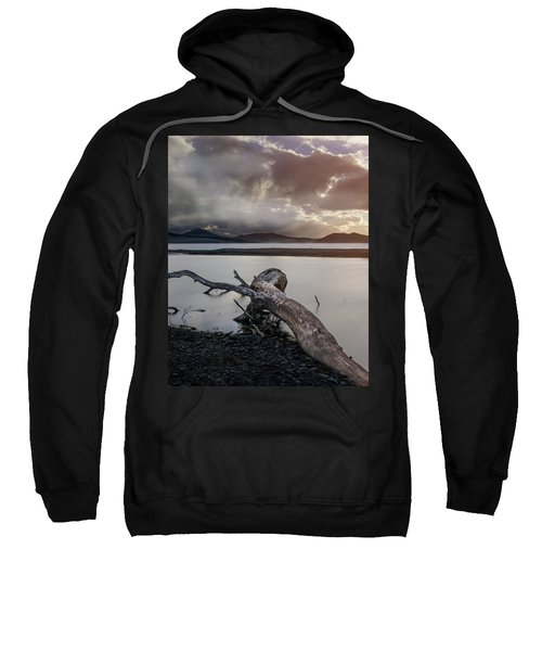 Driftwood At The End Of The World Sweatshirt