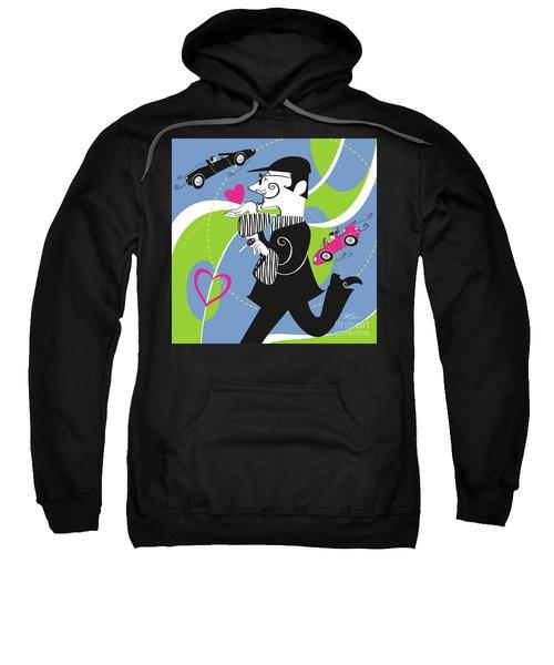 Driven To Love Sweatshirt