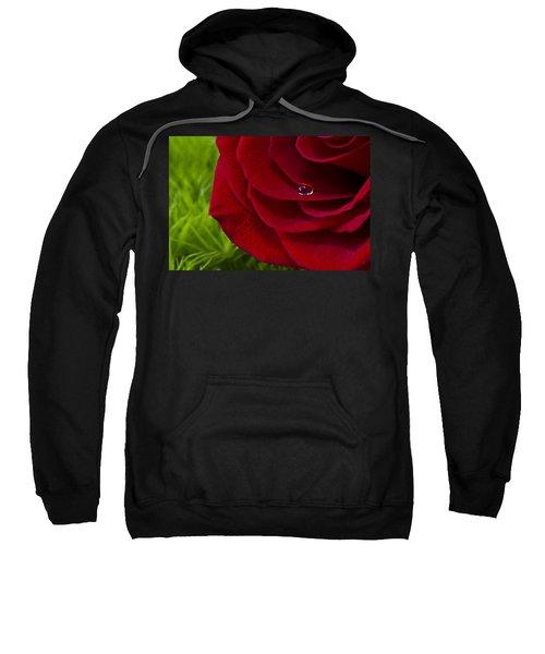 Drop On A Rose Sweatshirt