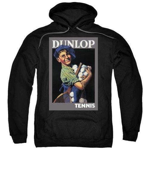 Dunlop Tennis Ball Boy  C. 1920 Sweatshirt