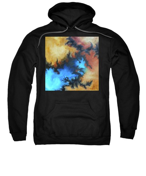 Dynasty Expressionist Painting Sweatshirt