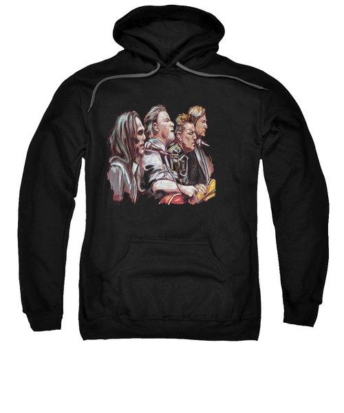 The Eagles Sweatshirt by Melanie D
