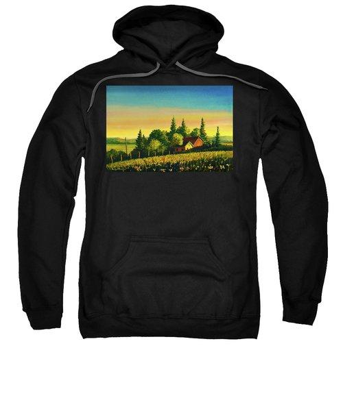 Early Morning Farmhouse Sweatshirt