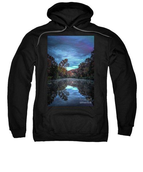 Early Morning Reflection Sweatshirt