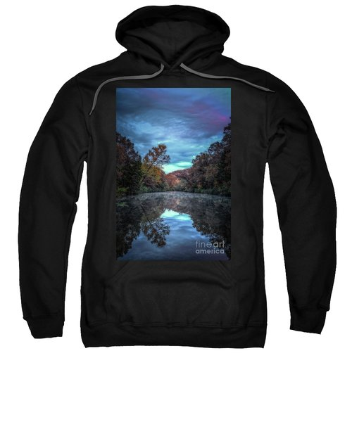 Early Morning Reflection Sweatshirt