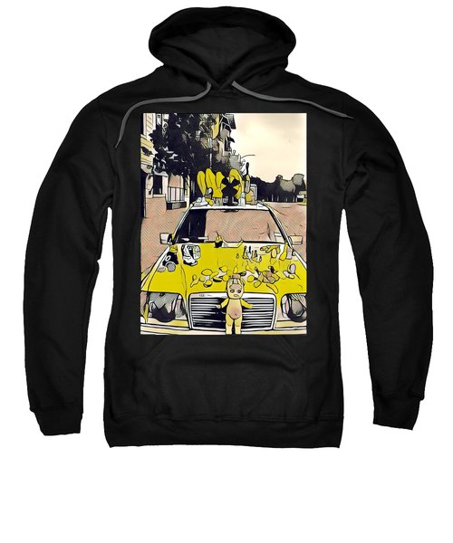 East Side Electric Sweatshirt