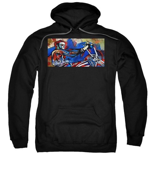 Easy Rider Captain America Sweatshirt