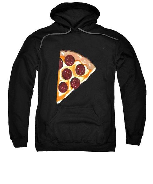 Eat Pizza Sweatshirt