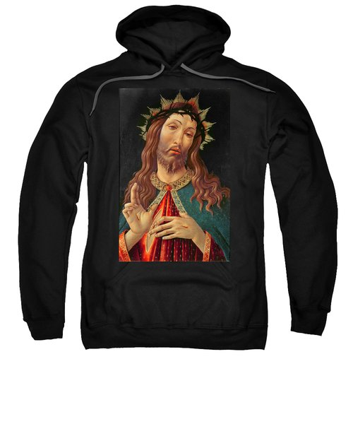 Ecce Homo Or The Redeemer Sweatshirt